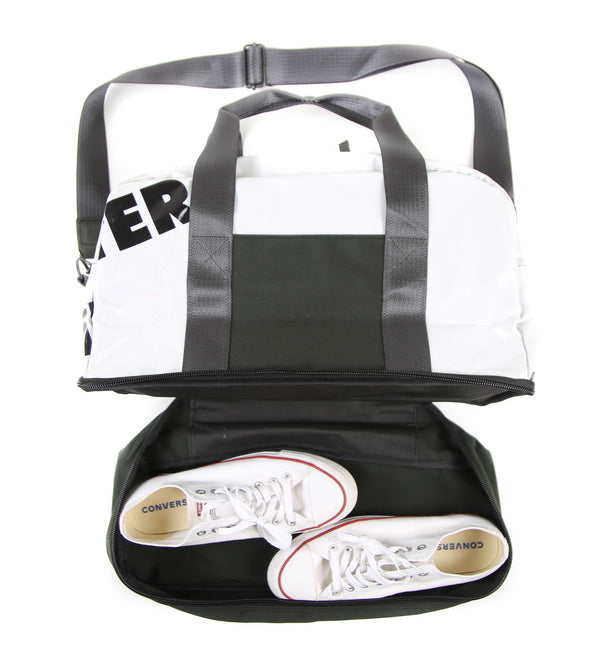 Weekender Black and white (black print)