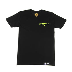 Ak Pocket logo t-shirt