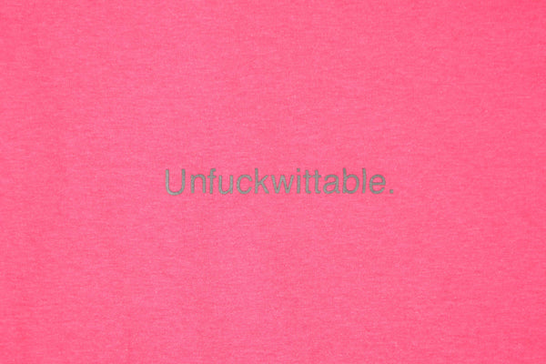Unfuckwittable T-shirt