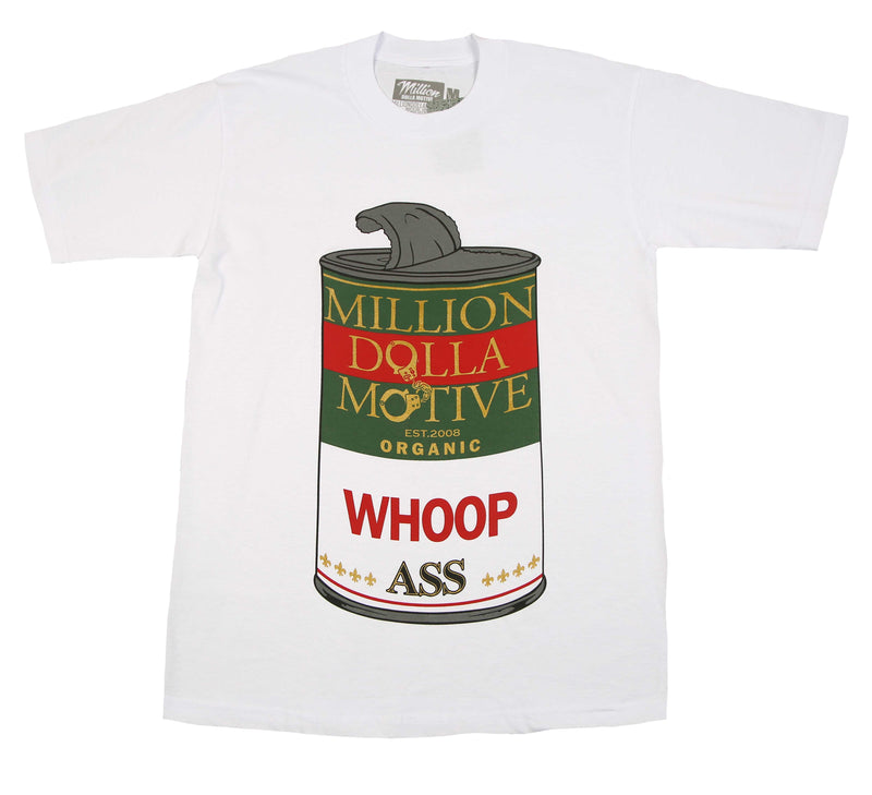 Can of whoop ass T-shirt