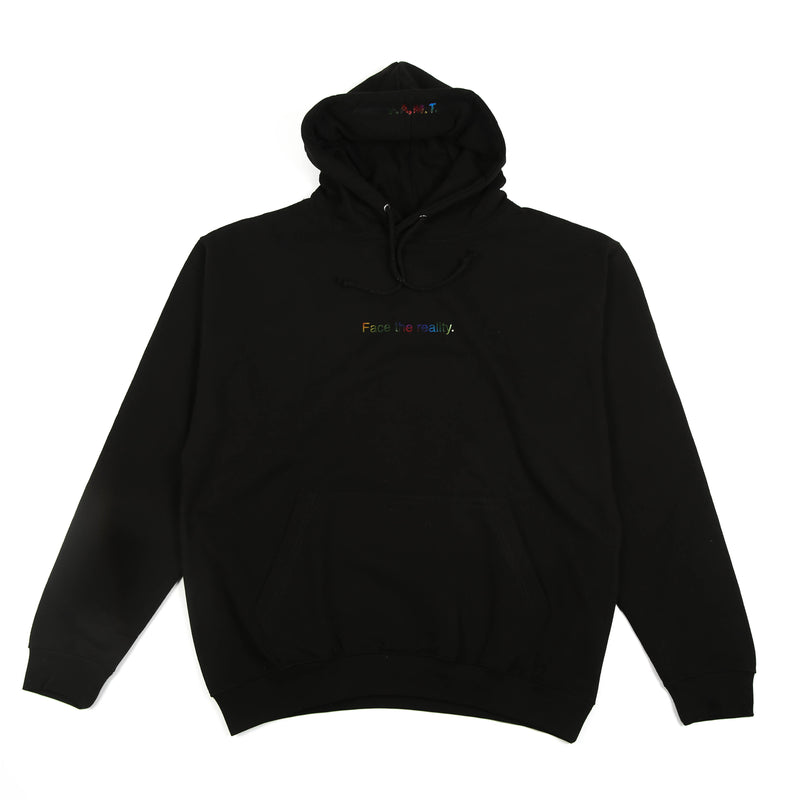 FACE THE REALITY HOODIE