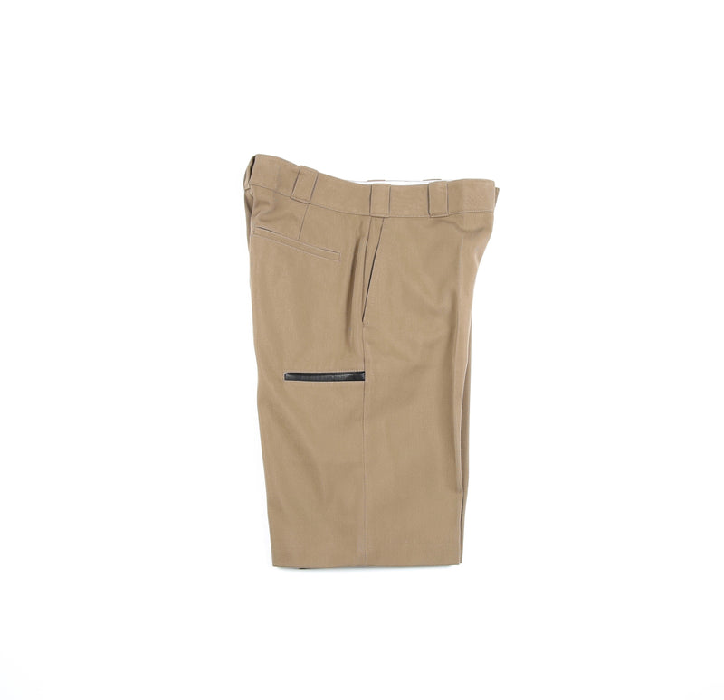 ALEXANDER WANG COTTON SHORT KHAKI 6W384022U7