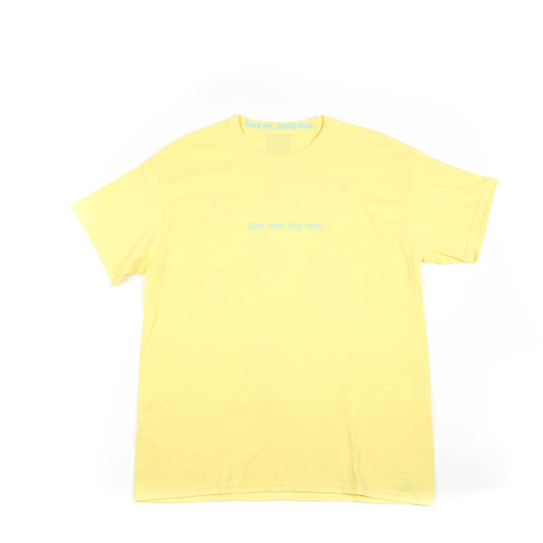 FAMT SEE NOW BY NOW T-SHIRT