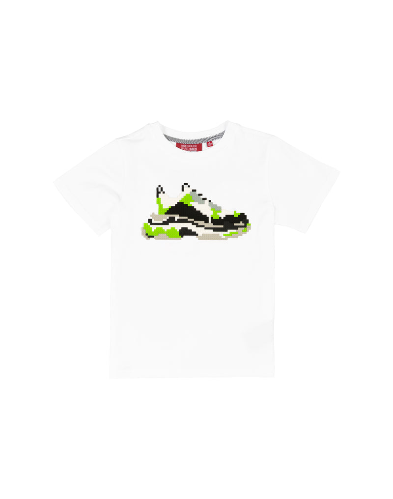 Mint wave t-shirt