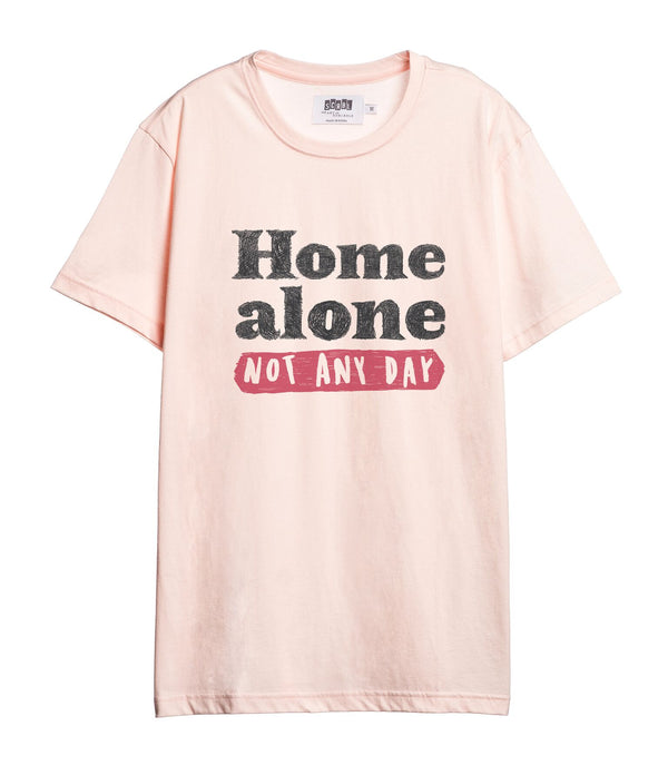 ART OF SCRIBBLE HOME ALONE 27 T-SHIRT