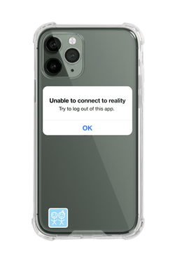 Reality Check iPhone Case
