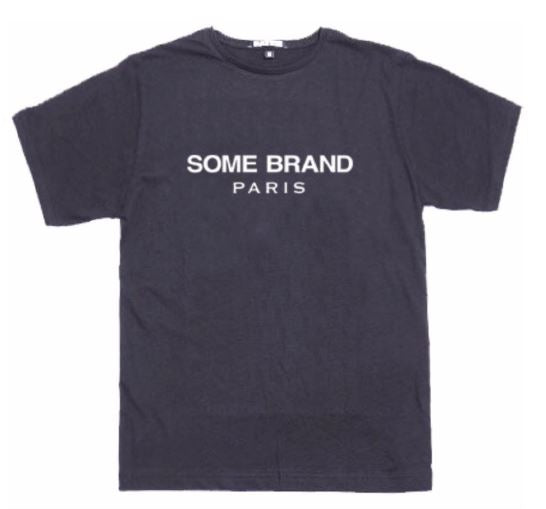 BLACK SCORE BSMC SOMEBRAND PARIS