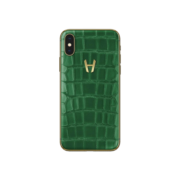 SIGNATURE STEEL ALLIGATOR GREEN