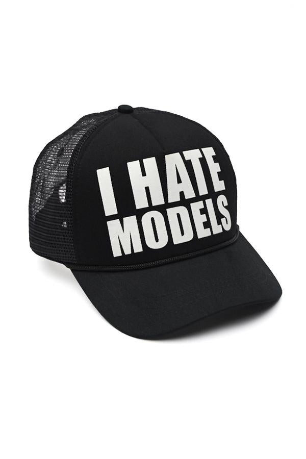 SPLEEN I HATE MODELS CAP BLACK