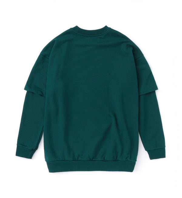 LS-35 M & F Long sleeve (Layered)