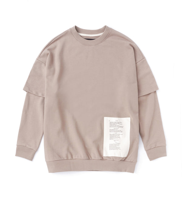 LS-37 Page 68 Long sleeve (Layered)