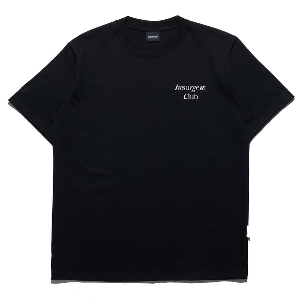 T-SHIRT UNCANNY BLACK