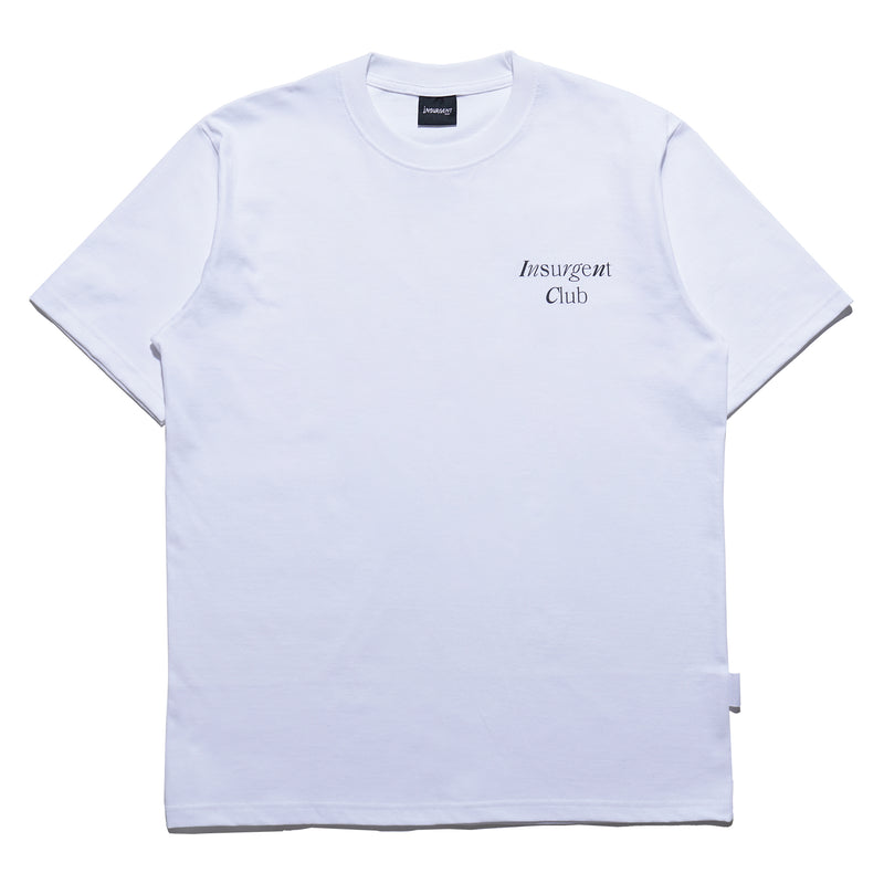 T-SHIRT UNCANNY WHITE