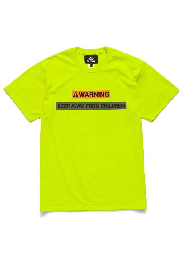 Keep Away Tee Yellow