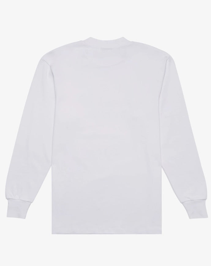 Information heavyweight long sleeve