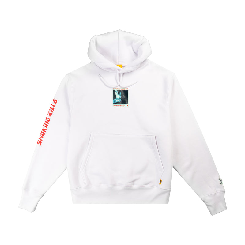Smoker Photo Hoodie
