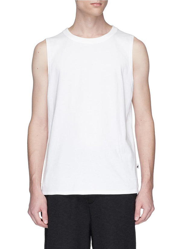 ALEXANDER WANG HIGH TWIST MUSCLE TANK 63Q3