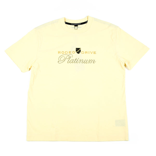 ALEXANDER WANG SHORT SLEEVE YELLOW 6C381017X2