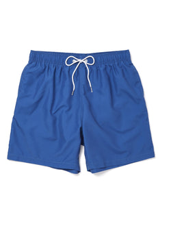 BOARDIES DARK BLUE BS422M SWIM SHORTS