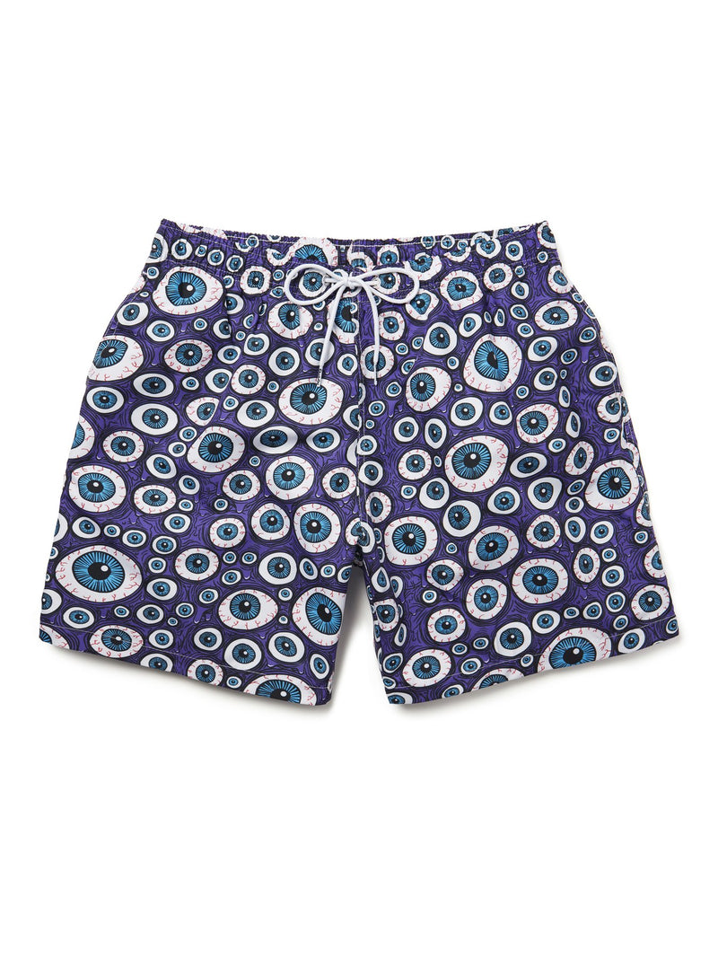FOS EYES S1M SWIM SHORTS