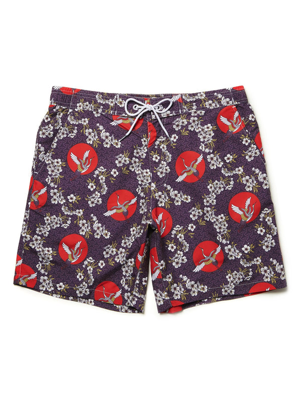 TANCHOZURU TAILORED 29 SWIM SHORTS