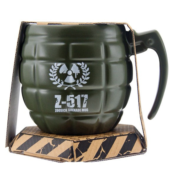 Grenade Coffee or Tea Mug