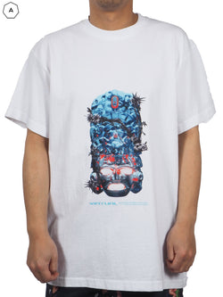 MASK SHORT SLEEVE T-SHIRT