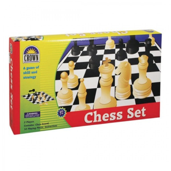 Crown Chess Game Set