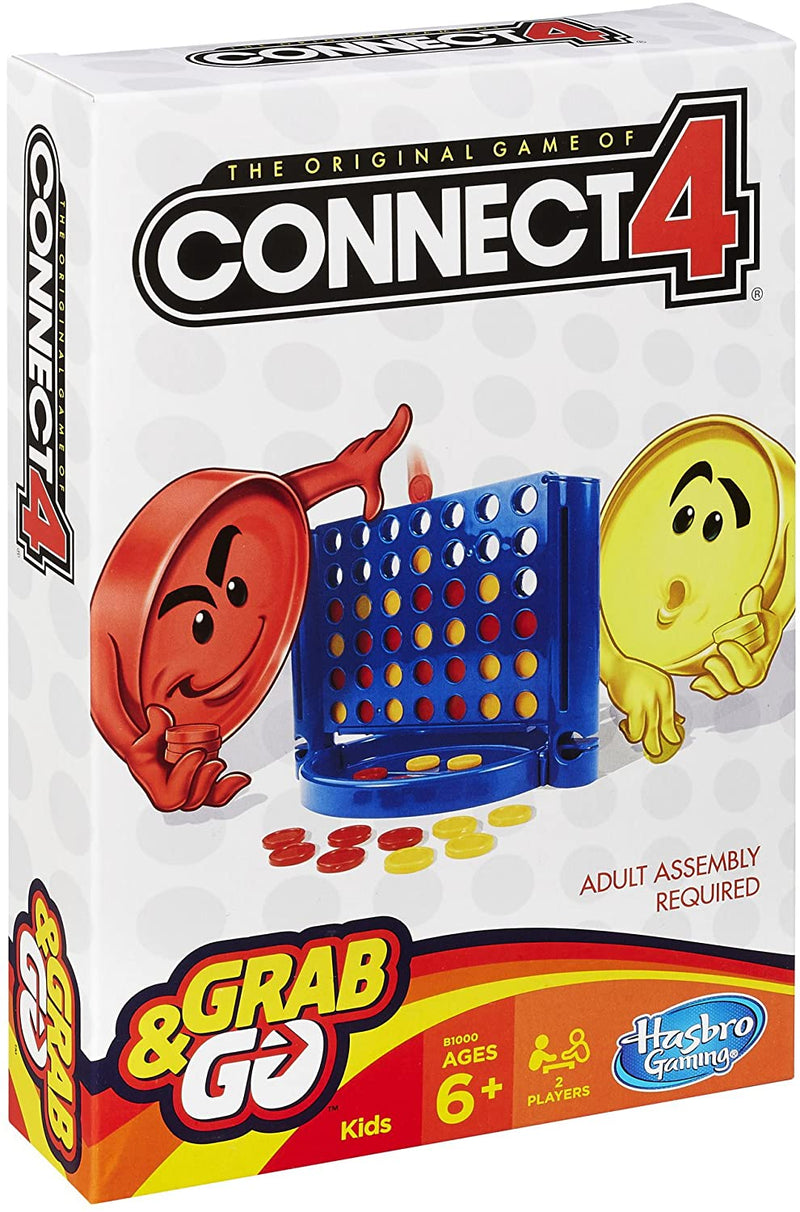 Grab and Go Connect 4