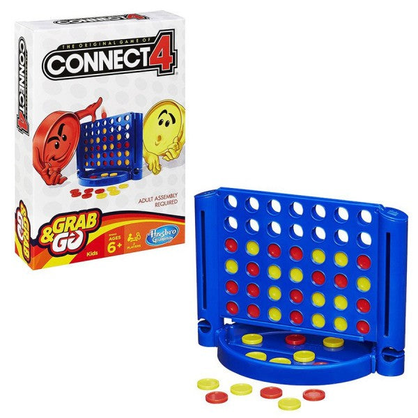 Grab & Go Games - Travel Games Full Case (6 in CDU)