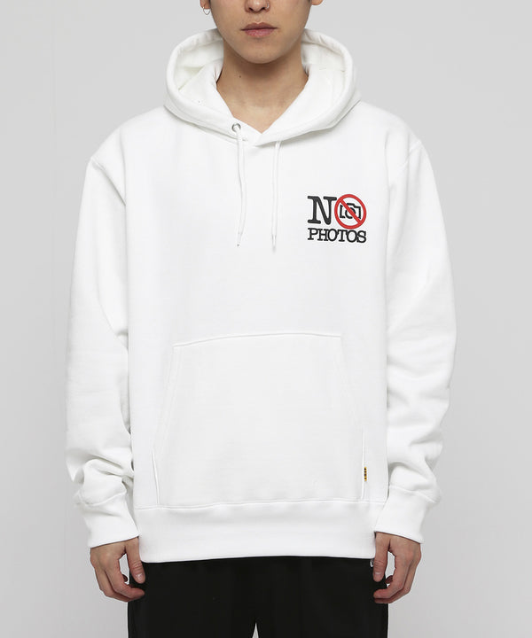NEW NO PHOTOS HOODIE