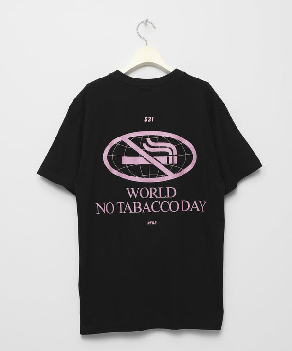 WORLD NO TOBACCO DAY T-SHIRT