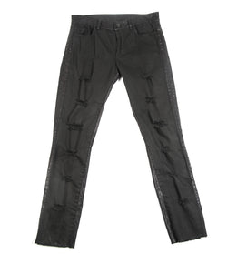 DROME MEN'S LEATHER TROUSERS 800 DPU7158