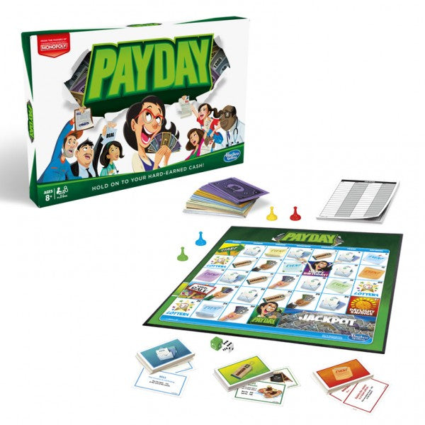 Payday Board Game