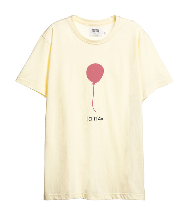 LET IT GO BALLOON 33 T-SHIRT