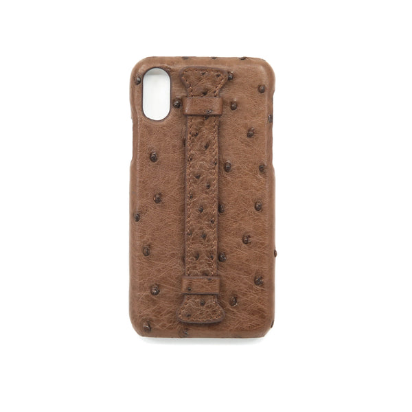 Iphone X Ostrich case