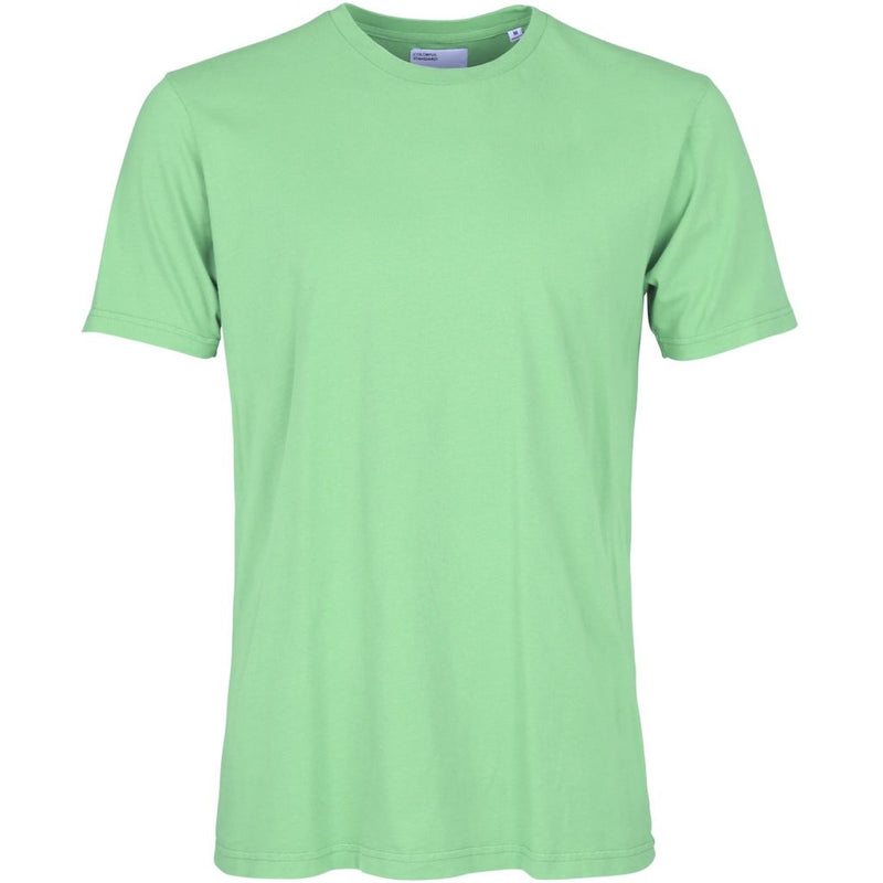 Classic Organic Tee Faded mint