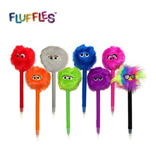 Inkology Fluffles Ball Point Pen