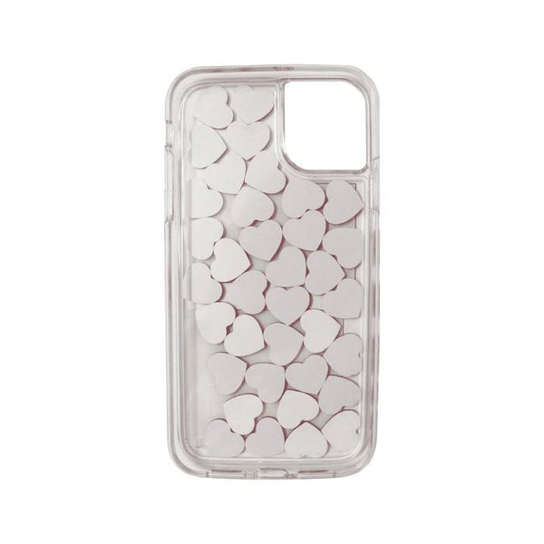Hearts Vitamins iPhone Case With Hearts Inside