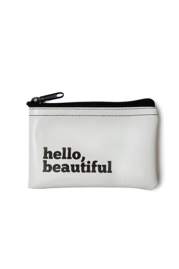 Hello beautiful Zip tote