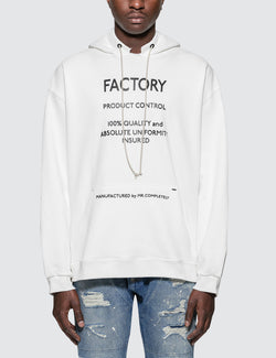 MR.COMPELETLY FACTORY HOODIE FACTORY