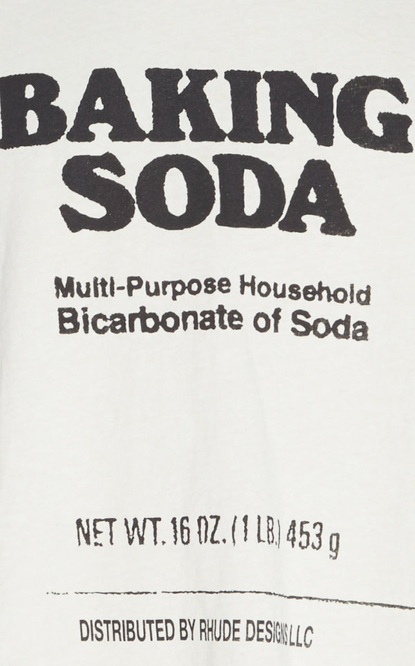 BAKING SODA T-SHIRT