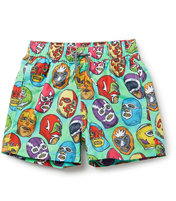 Boardies Mexican Masks Shortie swim short