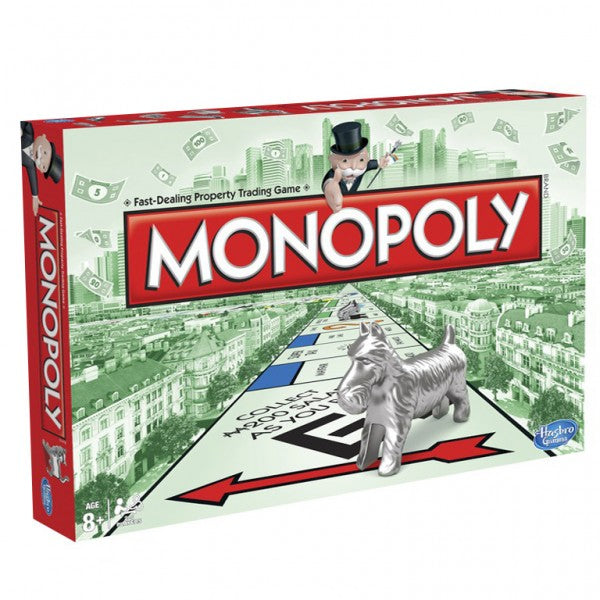 Monopoly Classic Edition Board Game