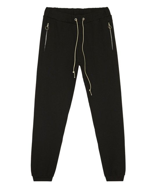 MR COMPLETELY ZIPPER SWEATPANT