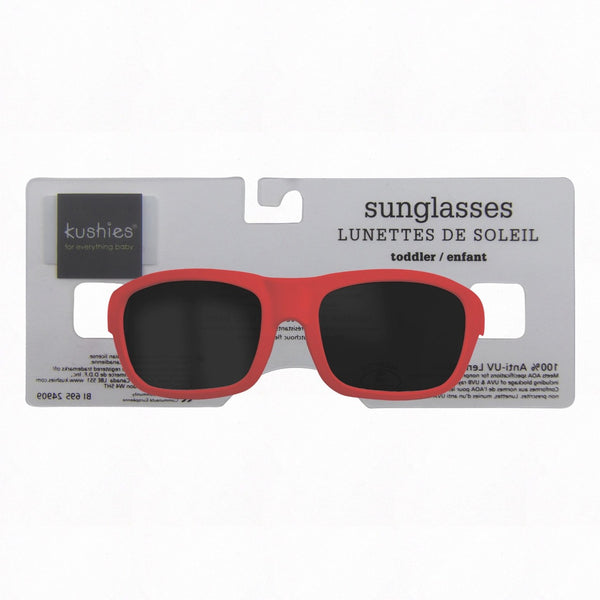 Sunglasses Newborn red