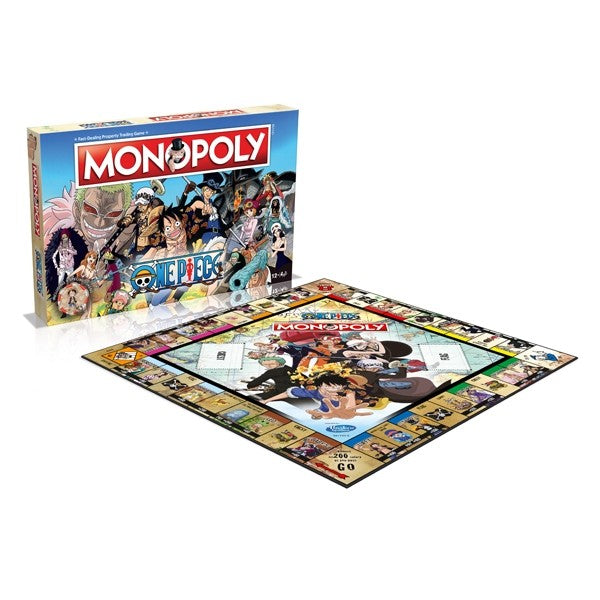 Monopoly One Piece Edition Board Game