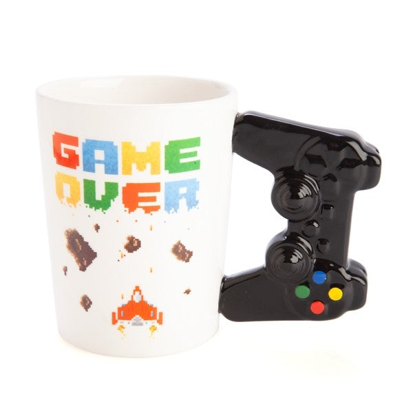 Game Controller 3D Handle Ceramic Coffee or Tea Mug