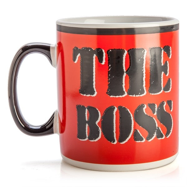 The Boss Giant Coffee Mug