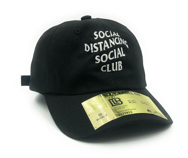 Social Distancing Dad Hat